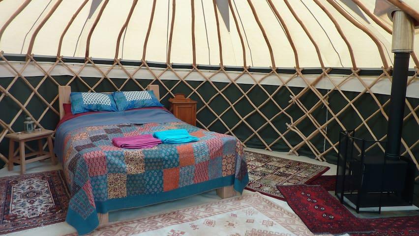 High Nature Yurt Camp - Small Yurt