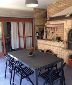 Large appartment with grand piano - Porto San Giorgio