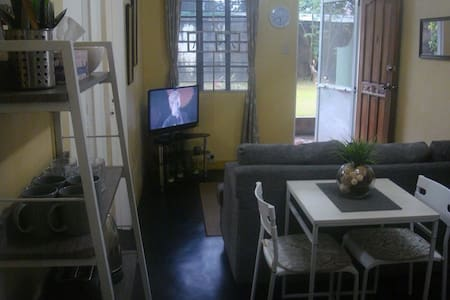 BEST VALUE 2 [Kitchen Garden 2Beds] Angeles Apart - Wohnung