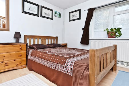 Clean Double Room-West London - Ealing