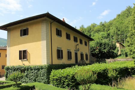 Wonderful historic charming villa with pool - Borgo San Lorenzo - Villa