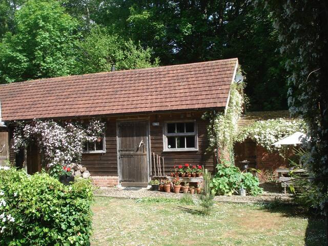The Byre at Bulmoor Farmhouse