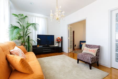 Bright Luxury With NYC View - Weehawken - Apartment