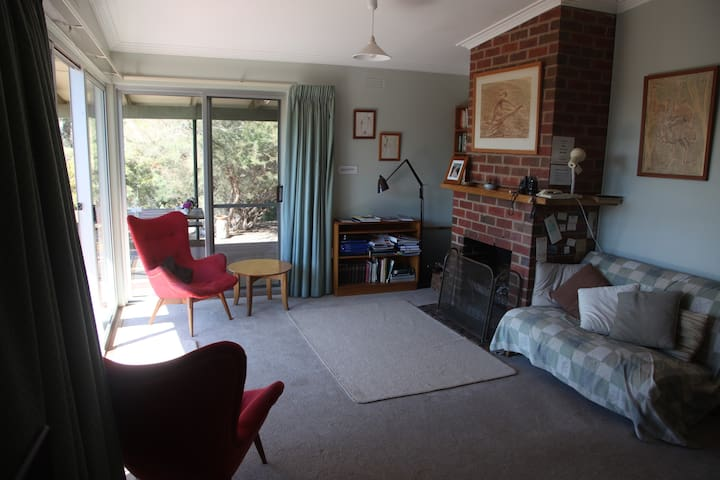 Cosy Cottage in Bush Garden - Wangaratta South - Rumah