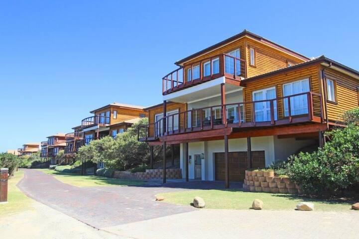Villa at The Dunes Resort in Keurbooms