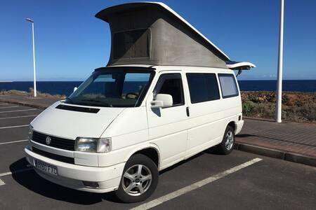 Autocaravana  VW CALIFORNIA westfalia camper