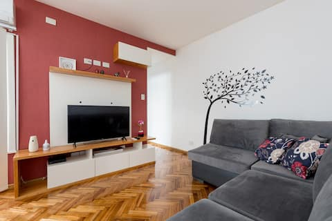 Comfy, modern space right in the heart of BA