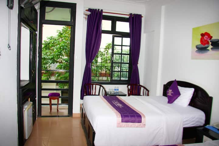 * Hue Royal * Cozy Double Room in center Hue