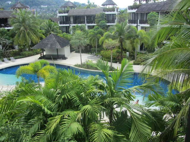 Bangtao Delux Apart-Close Beach-D22 - Choeng Thale - Apartamento