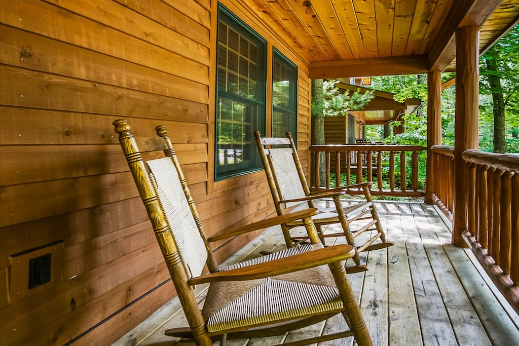 Log Cabin On Lake W Hot Tub And Pool Access Kingfisher Cove Cabin 27 Houses For Rent In