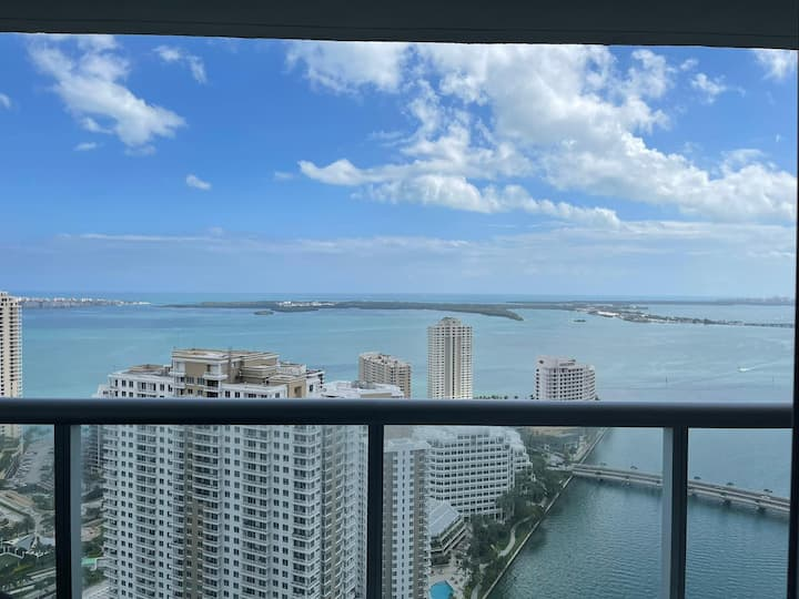 BRICKELL OCEAN VIEW... *Available from June 10*