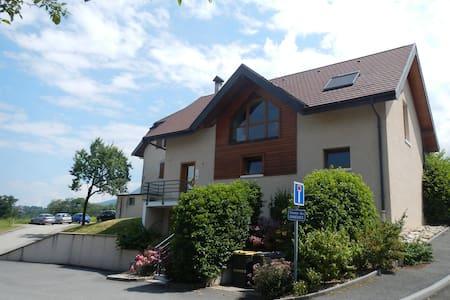 Studio Annecy proche lac montagnes - Annecy-le-Vieux - Daire