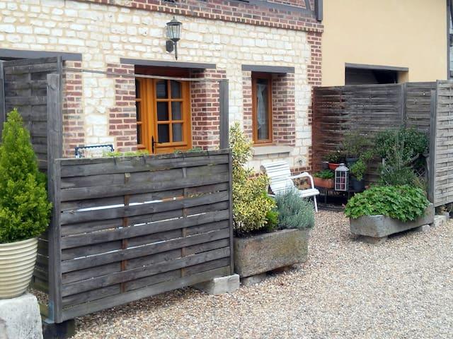 Appartement près de Giverny,du Vaudreuil, Louviers - Andé - Leilighet