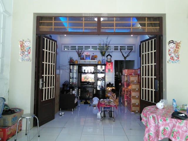 A place very good at Caibe Town - TT Cai Be