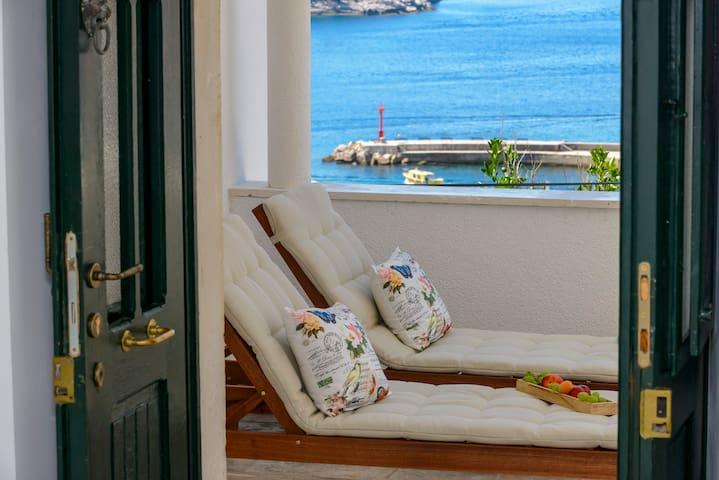 La bohème - Elizabeth Taylor - Dubrovnik - Haus