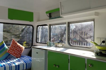 Cute and Cosy Caravan