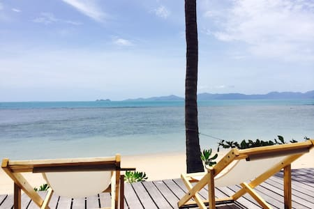 Sea Breeze bungalow with sea view - Ko Samui