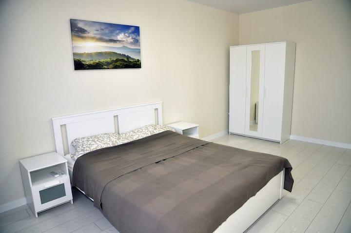 Квартира с прекрасным видом в городе Пенза Спутник