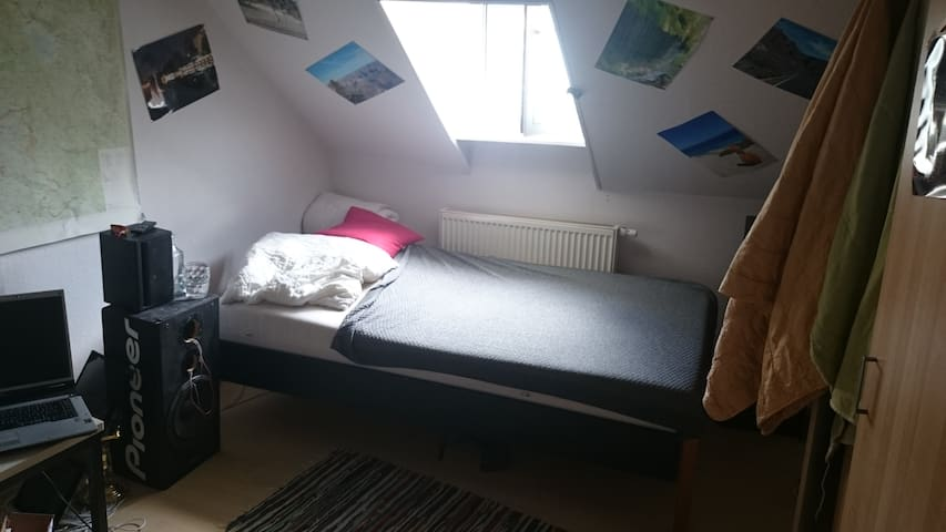 Zimmer in Marburger Oberstadt - Marburg - Apartment