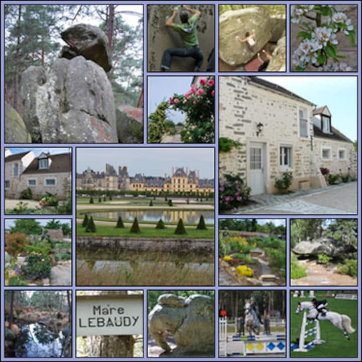 House - La Dame Jeanne d'Avon
