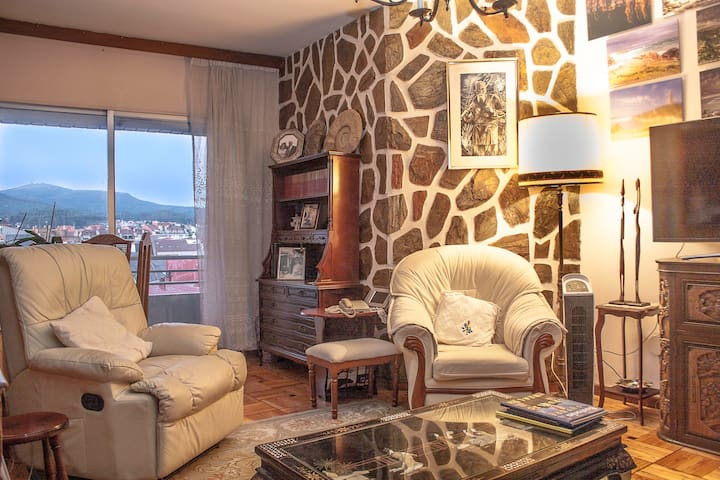 Spacious and confortable room - Vilagarcía de Arousa - Appartement