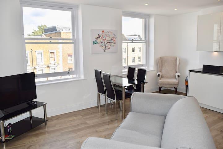 Beautiful London, Camden Apartment (HAV75 II)