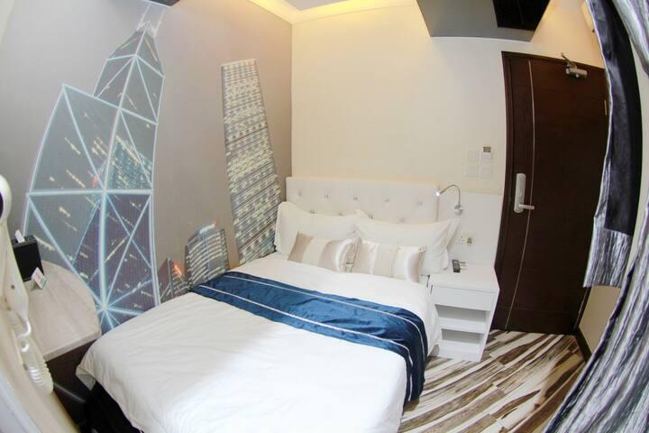 Mini Hotel lndependence Room - Hong Kong - Rumah