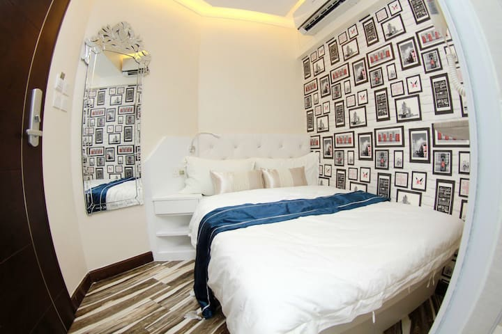 French Style Double Bed Room - Hongkong - Talo