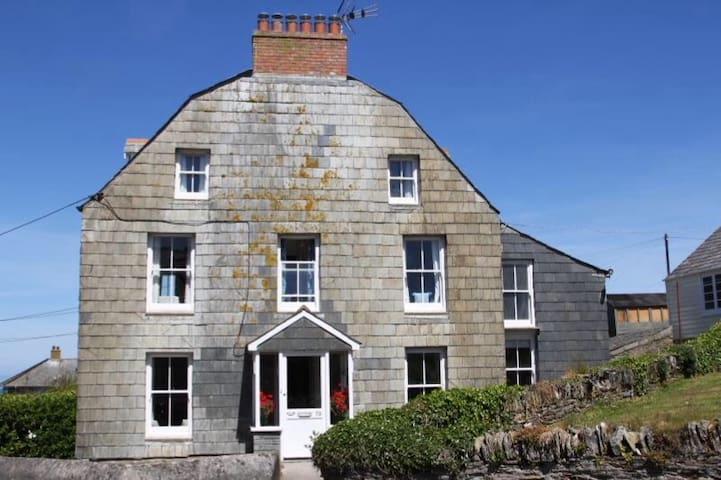 Character house, perfect location in Port Isaac