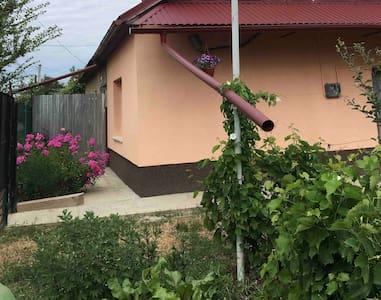Уютный особняк, паркoвка / Nice house & parking