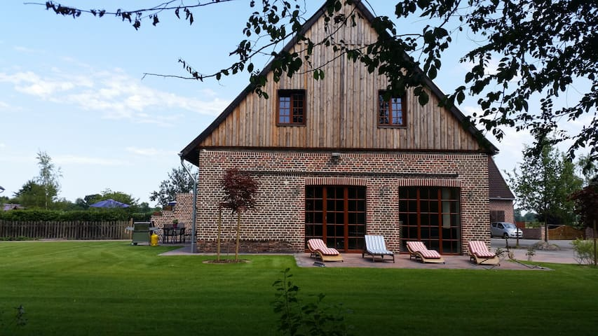 Old Farmhouse, brand new renovated