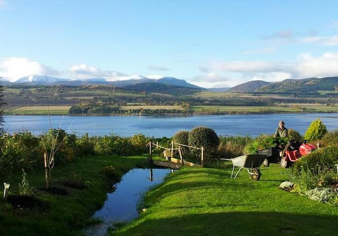 Braigha B/B  Black Isle nr Dingwall - Culbokie - Bed & Breakfast