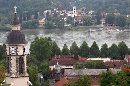 Central,very close to the Danube - Nagymaros - Apartment