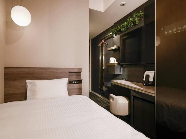 Tower view + Upper floor Single room with Wifi&Handy Smartphone