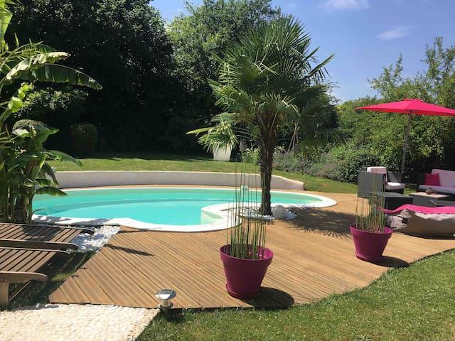 Chambres d hôtes au calme proche de Fontainebleau
