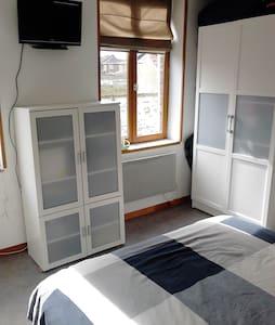 chambre chez l'habitant proche de Lille - Hallennes-lez-Haubourdin