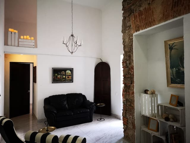 Remodeled apartment in historic building SV311 -15