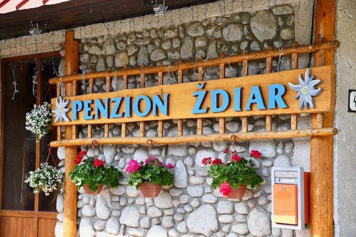 Penzion Ždiar