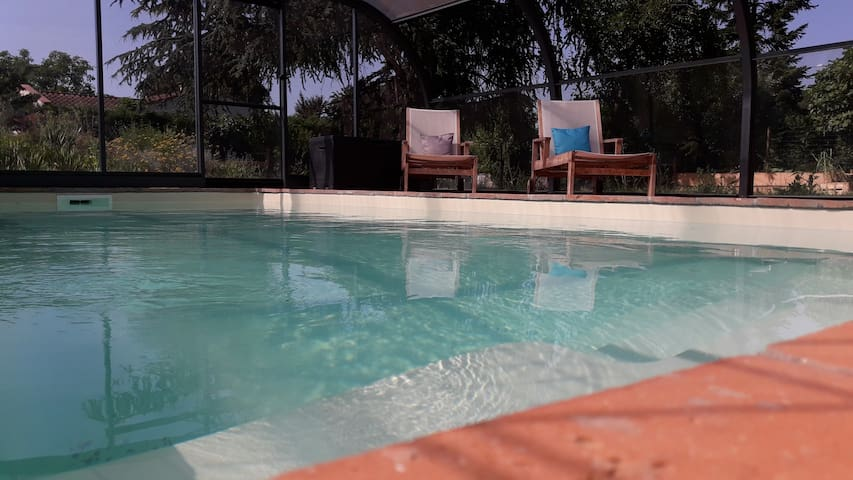 Guesthouse Escapade avec piscine