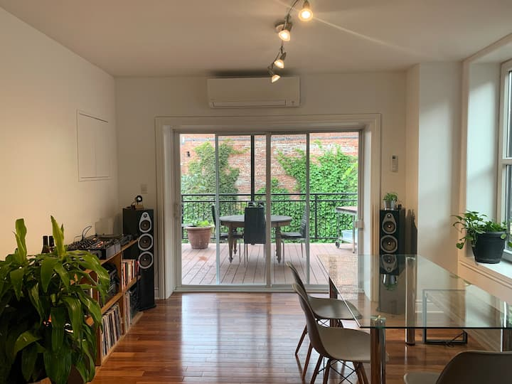 Spacious & Modern Gem in Central Location