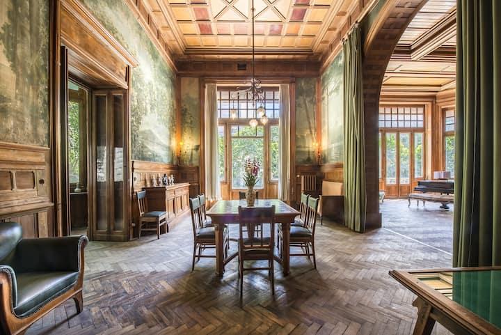 Liberty style Villa Virginia by Wonderful Italy