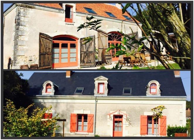 Gites de Charme cosy - Châteaux/Beauval - 16 pers