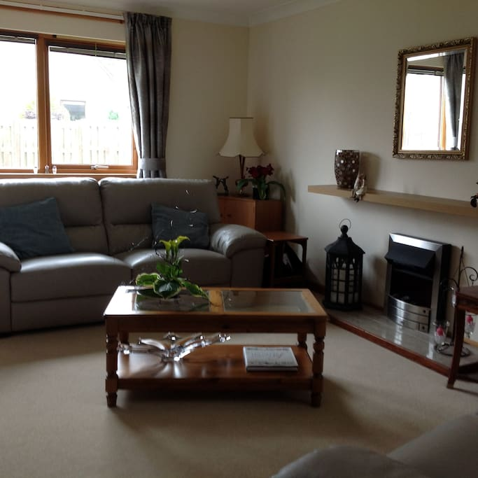 Private sitting room
