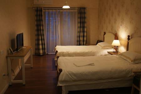 麓镇假日公寓房(到成都极地海洋世界5分钟车程) - Chengdu