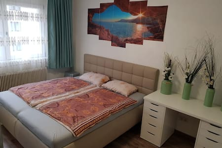 room with balcony in very good location in Vienna