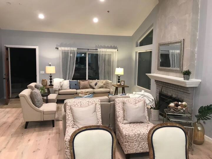 New built 6bedroom house in mission Viejo