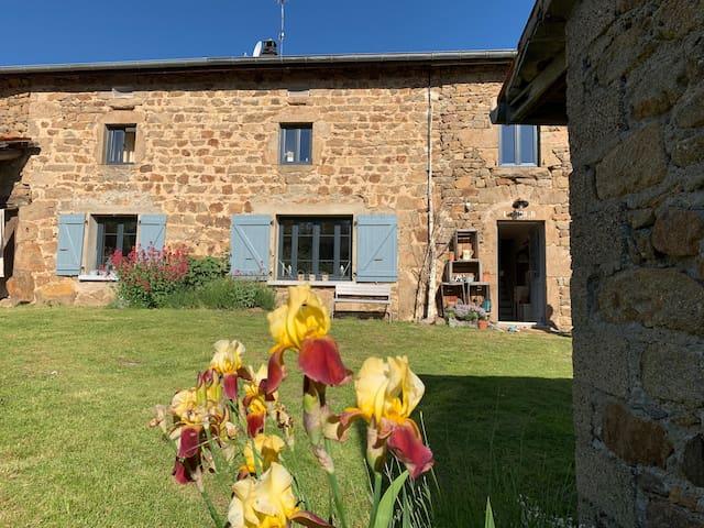 Maison de charme à la montagne Léon & Ciboulette