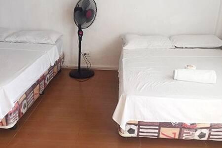 RelaxingBeachViewRoom with Breakfast - Apartamento
