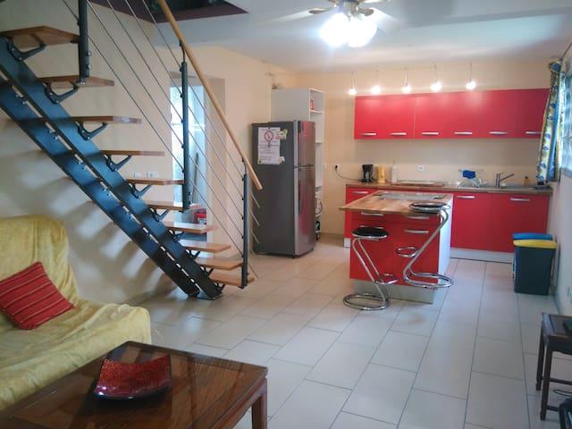 Maison F2/3 à St André - Saint Andre - Casa