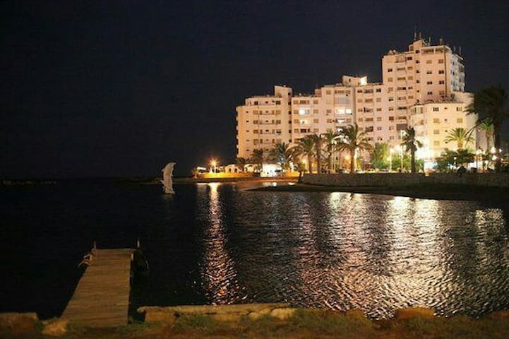 Yıldız Guesthouse . Palm Beach Otel ve 2 Beach in.
